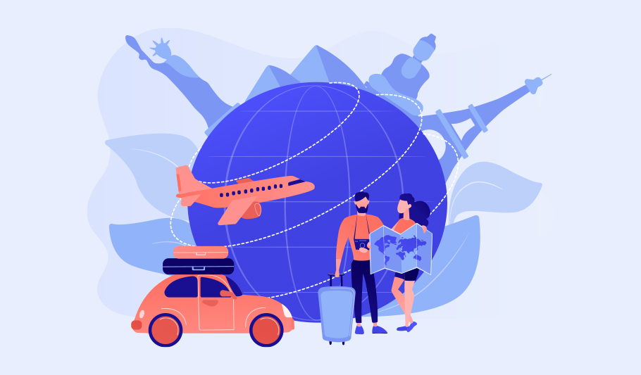 سامانه پیامک برای آژانس هواپیمایی مسافرتی