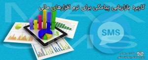 کاربرد بازاریابی پیامکی برای نرم افزارهای مالی